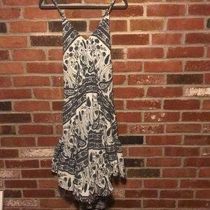 Cotton Candy paisley dress